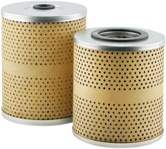 MITSUBISHI OIL FILTER KIT O-1019, O1019, P7000KIT, 151197A1, 2451U-1801, ME064356, 31240-53054 (full-flow), P7092 (full-flow), ME054236 (bypass), ME054238 (bypass)