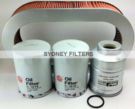 NISSAN PATROL GU 4.2L DIESEL FILTER KIT (non turbo)