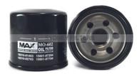 DAIHATSU/SUZUKI OIL FILTER - Z443 | NIPPON MAX MO602