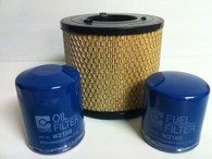 HOLDEN RODEO 3.0L TURBO DIESEL FILTER KIT