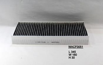 FORD FOCUS CABIN FILTER WACF0051, 1062253, 300105, CA7915, CU3567, E363, RCA115P, XS4H16619AB, XS4H16N619AB