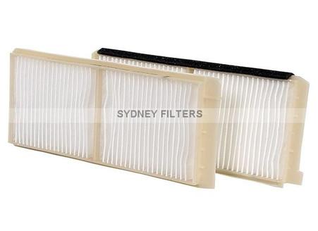 cabin filter mazda RCA246P, WACF0151, CU230012, D01G61J6X, D651616X, D65161J6X, D65161J6X9A, K5216D851