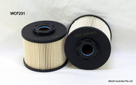 FORD MONDEO FUEL FILTER WCF231, PU927X, 9M5Q-9176-AA, 1682001, 1906A7, 9467637280,