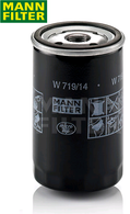jeep cherokee oil filter w719/14
