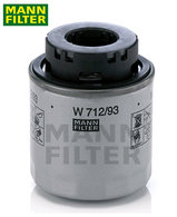 W712/93 OIL FILTER VW GOLD AUDI A3