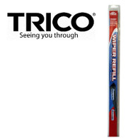 TRICO WIPER BLADE SET - 2x WIPER BLADE REFILLS (6mm + 8mm) | TTRCOMBO