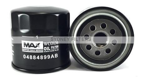 wco136 oil filter