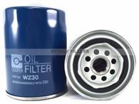 Z30 OIL FILTER COOPER WZ30