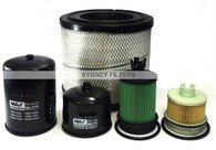 HINO 300 SERIES XZU700 AIR OIL FUEL FILTER KIT XZU710, XZU720R,