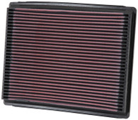 33-2015 K&N HIGH FLOW AIR FILTER FORD FALCON (Replace A491, WA491)