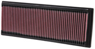 K&N AIR FILTER KN33-2181 (WA1097, interchangeable with Ryco A1678, C3698-2,C3698)