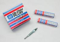 JACKAROO 4JX1 GLOW PLUGS (4pack)