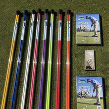 Tour Sticks – Available in 10 Stylish Colors - Buy Now and Receive Free DVD ($20 Value) and Lignum Tees (a $5 Value)!