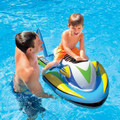Children's Inflatable Wave Rider Pool Ride On Toy (57520 )