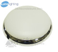 Lumo Crown 3.5W Chrome Effect Caravan Motorhome Ceiling Light (F2088)
