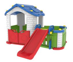 Sunshine Children\'s Indoor or Outdoor Modular Playhouse With Kid\'s ...