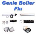Certikin Genie Gas Boiler Flue Terminal Mounting Accessories