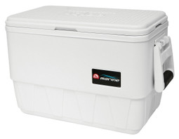 Igloo Marine Ultra 36 QT Cooler 34L Weekend Ice Box (44679)  sc 1 st  Jacksons Leisure Supplies & Igloo Marine Ultra 36 Quart Ice Box Weekend Cooler 34L Camping ... Aboutintivar.Com