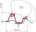 Fiamma F65 VW Crafter Mercedes Sprinter High Roof Awning Bracket Kit (98655-746)