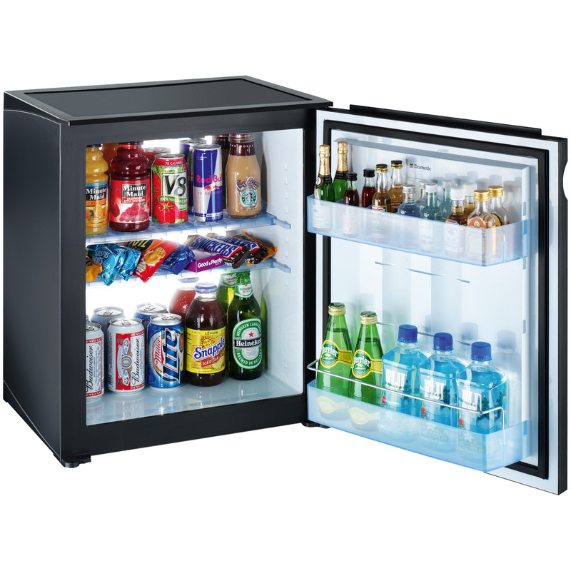 dometic hipro 6000 absorption hotel mini bar silent fridge. Black Bedroom Furniture Sets. Home Design Ideas