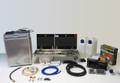 Smev 9722 Hob and Sink, CRX50 Fridge & Sargent EC160 Conversion Kit 2 with a Bulkhead regulator and Cold tap option