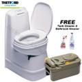 Thetford C200 CW Cassette Toilet