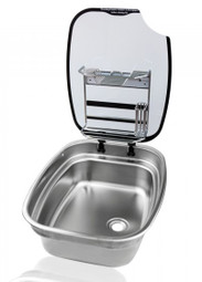Spinflo complete kitchen caravan campervan motorhome centre sink unit - Caravan kitchen sink ...