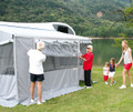 Caravan F45 light Privacy room