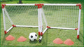 Mini Football Goal Post Practice Trainer Set