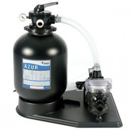 Azur Swimmey Above Ground Swimming Pool Filter And Pump Uk