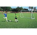 Can be reassembled to be a 12 foot or 8ft goal ideal for football training sessions