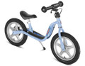 Puky Lr1L BR Childrens Balance Bike in Blue (with brakes).