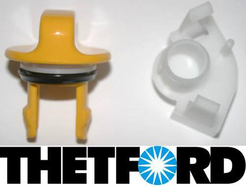 thetford toilet manual pump replacement