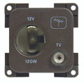 CBE Electrical 12V Auto & TV Socket