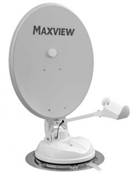 Maxview Crank Up Next generation Manual Touring Satellite Dish