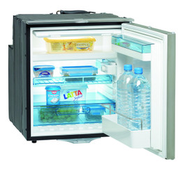 Waeco CR65 Coolmatic Refrigerator main door open Freezer door closed