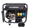 Hyundai HY7000LE 5.5kW Electric Start Petrol Generator