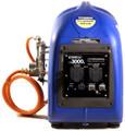 Hyundai LPG HY3000SI Inverter Gas Powered Generator