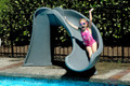 SR Smith Cyclone Swimming Pool Water Slide Flume