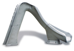 SR Smith Typhoon Swimming Pool Water Flume Slide (right hand)
