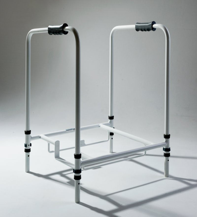 portable chemical toilet disability frame for disabled