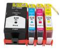 HP 920XL BCMY printer ink cartridges