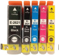 Epson T26XL Multipack printer ink cartridges