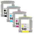 HP 940 HP 940XL inkjet ink cartridges multipack set