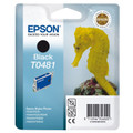 Genuine Black Epson T0481 Ink Cartridge - (C13T04814010)