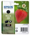 Epson 29 black printer ink cartridge. Epson Strawberry ink. C13T29814010