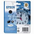 Epson 27 black ink cartridge. T2701, C13T27014010
