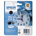 Epson 27XL black ink cartridge. C13T27114010, T2711