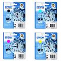 Epson 27XL printer ink cartridges, T2711, T2712, T2713, T2714