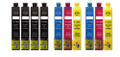 Epson T1295 printer ink cartridges mulipack